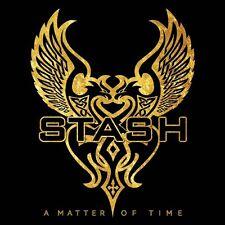 Stash-a matter of time (lim.300 BLACK V. * Dutch STEEL * EMERALD SINGER * H. apparent