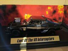 Mad Max 1 Ford Falcon Interceptor V8 1:24 METALL Modell Modellauto Model Car
