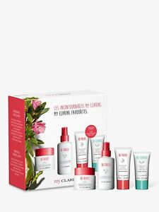 Clarins My Clarins Skincare Gift Set,discover a world of Festive Treat