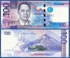 PHILIPPINEN  PHILIPPINES 100 Piso 2010 (2011) UNC P.208