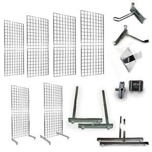 Grid Panel Grid Mesh Grid Wall Retail Display Shop Fittings & Accessories (E3ML)