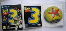 TOY STORY 3 SONY PS3 PAL TESTO MULTILINGUA MULTILANGUAGES TEXT SCREEN