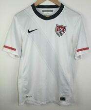 Nike United States National Team Soccer Jersey Size Small Dri Fit 2010-12