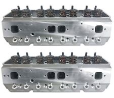 Precision Race Cylinder Heads Small Block Chevy w/.660 Lift Springs SBC 350 383