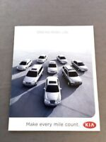 2004 Kia 18-page Sales Brochure - Optima Amanti Sorento Sedona Spectra Rio Cinco