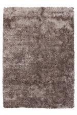 Hochflor Teppich Shaggy modern Teppiche flauschig Beige Braun Taupe 160x230cm