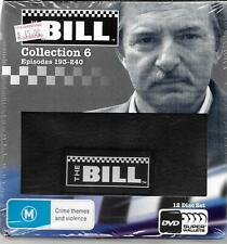 The Bill Collection 6 Ep's 193 - 240 1990 12 DVD's Presentation Wallet R4 Sealed