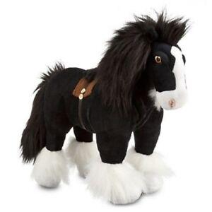 Disney Brave Angus Horse Plush Soft Stuffed Doll Toy 14'' 35 cm tall