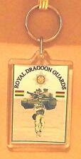 Royal Dragoon Guards key ring..