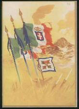 1940 - 24 Divisione Fanteria - Gran Sasso - Africa Orientale - Dis. Ferrari