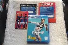 FIFA 19 2019 Ultimate Team Pack & 14 Day psn subs PS4 ( brand new & sealed )