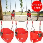 Children Full Bucket Swing with 58