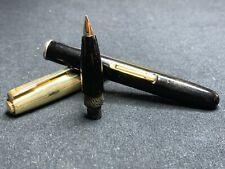 Waterman Taperite Fountain Pen 14ct Gold Nib