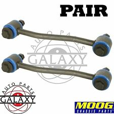 Moog New Front Sway Bar Links Pair For Ford F250 F350 F450 F550 Super Duty 1999