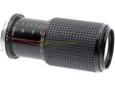 Zoom Auto Revuenon 80/200mm. f4,5 Macro x Pentax K, compatibile con digitali.