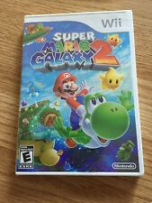 Super Mario Galaxy 2 Nintendo Wii  Brand New Sealed (works On Wii U Too) Nice