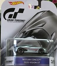 Hot Wheels Retro Entertainment Gran torismo- Nissan Concept -Free Shipping!