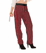 Striped Pirate Pants adult womens Halloween costume