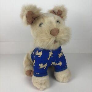 """Avon VTG '94 Chatting Chester Plush Talking Puppy Dog Stuffed Toy Ht 12"""" Works"""