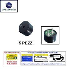 CS 0026//5 BUZZER PIEZOELETTRICO 50 MM CONFEZIONE 5 PZ