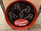 Vintage Camden Beer Advertising Serving Tray Camden New Jersey