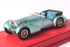 BUGATTI T57SC Vanden Plas Roadster 1937 #57541 restaurée 1/43 EVRAT limit. 90 ex