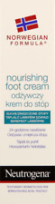 Neutrogena Norwegian Formula Nourishing Foot Cream For Dry Damaged Feet 50ml