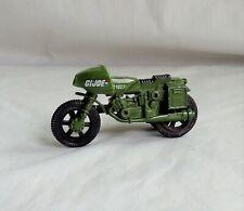 """GI Joe """"RAM"""" Motocycle Die-Cast Metal Vehicle loose by Hasbro 1983"""