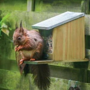 Esschert Eichhörnchen-Futterhaus Futterstation WA09 Wildhaus*