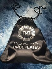 Floyd Mayweather signed glove TMT collectors Edition 1/1