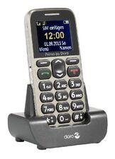 Doro Primo 215 Téléphone portable pour les personnes Âgées Beige
