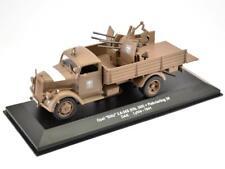 EAGLEMOSS 1/43 WWII EMW2-48 Kfz.305 Opel Blitz 3.6-36S w Flakvierling 38 AFRIKA
