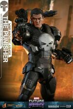 Hot Toys Marvel Future Fight 1/6th Scale Collectible Figure - The Punisher (War…