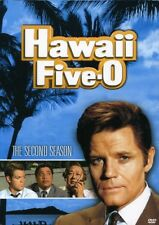 Hawaii Five-O: The Second Season [New DVD] Full Frame, Slim Pack, Slipsleeve P