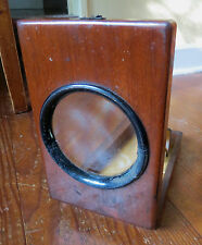 ANTIQUE VICTORIAN GRAPHOSCOPE FOR VIEWING CABINET CARDS & POSTCARDS - Table Top