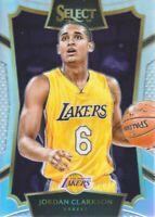 2015-16 Select Prizms Silver #65 Jordan Clarkson CON Los Angeles Lakers