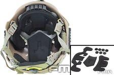 FMA EXF BUMP Helmet Internal Protective Pad Mat Set w/ Sticker TB801