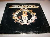BACHMAN-TURNER OVERDRIVE FOUR WHEEL DRIVE LP EX Mercury SRM-1-1027 1975