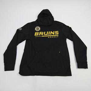 Boston Bruins Fanatics Sweatshirt Men's Black Used