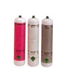 BOMBOLA A GAS ARGON/CO2 da 1 Lt. TELWIN per saldatura -  Bombola a perdere