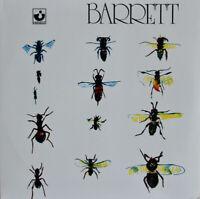 LP 33 Syd Barrett Barrett  Harvest 0825646310784 EU 2014 SIGILLATO