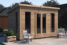 10x6 'Don Morris Summerhouse' Heavy Duty Wooden Garden Shed/Summerhouse