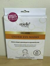 Epielle K-Beauty Collagen Under Eye Mask 2 Treatments With 4 Eye Masks