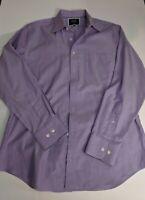 Charles Tyrwhitt Long Sleeve Button Front Shirt Slim Fit Medium