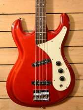 ARIA Diamond DMB-380 LCA Red Rare Electric Base Guitar with Soft Case JAPAN F/S