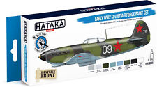 Hataka HTK-BS33 Blue Line (Brush-Dedicated): Early WWII Soviet Air Force
