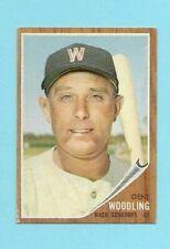 1962 Topps Baseball #125 Gene Wooding