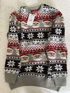 maglione natalizio uomo Taglia L