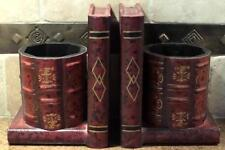 Unique Bookends ~ Lightweight With Storage ~ Must See!