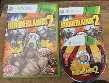 Borderlands 2 (Microsoft Xbox 360, 2012) - European Version